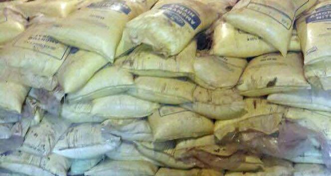 Diyarbakır Sur'da 20 ton amonyum nitrat ve çalıntı araç ele geçirildi