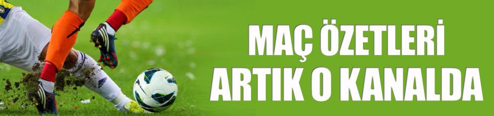Süper Lig özetleri artık TRT'de