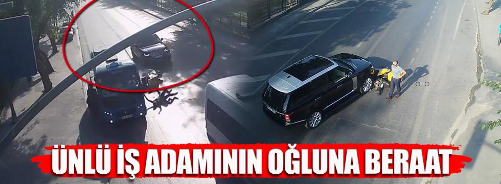 Mehmet Cengiz'in oğluna beraat