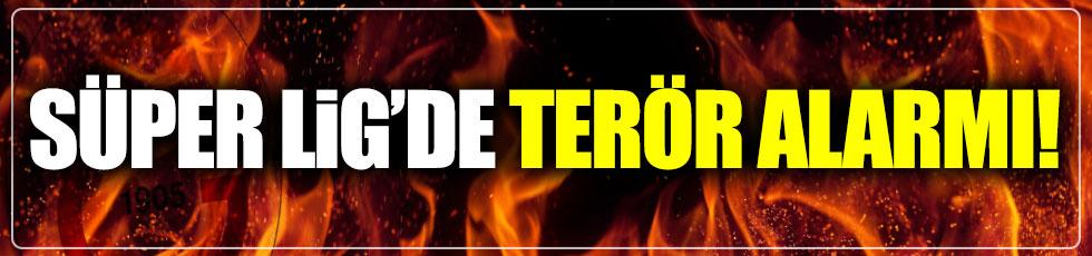 Gençlerbirliği – Galatasaray maçı için terör uyarısı