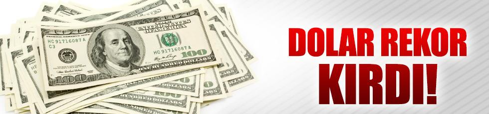 Dolar ne kadar oldu? Doların yükselişi durdurulamıyor