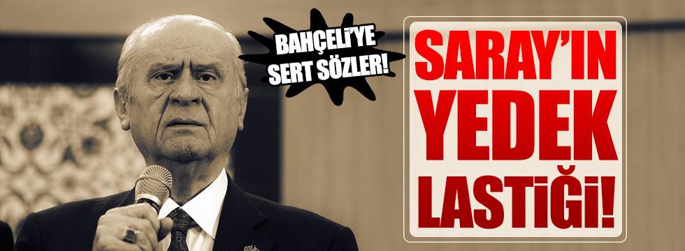 CHP'li Böke'den Devlet Bahçeli'ye sert tepki