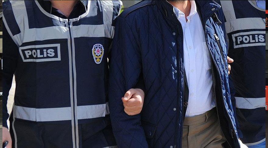 Albay Şükrü Bostan gözaltına alındı