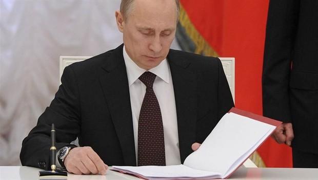 Putin'den Suriye kararı: Sonsuza kadar...