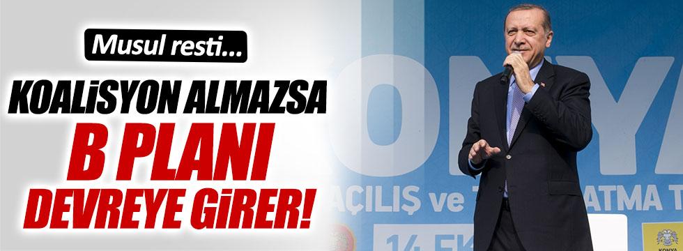 Erdoğan'dan Musul resti