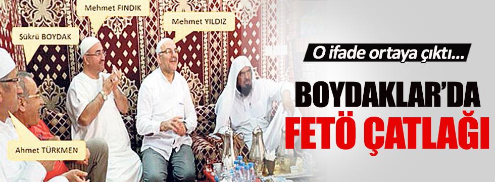 Boydak ailesinde FETÖ tartışması