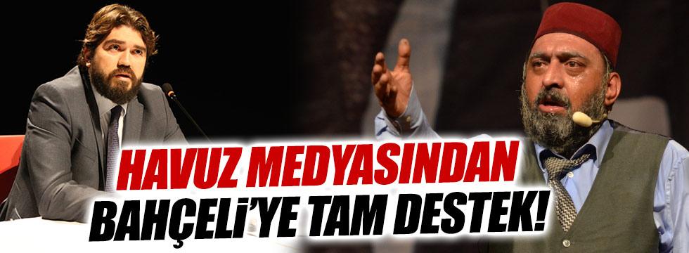 Yandaşlardan Bahçeli'ye Başkanlık desteği