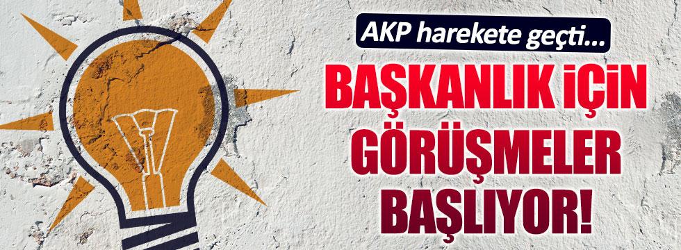AKP, Başkanlık sistemini MKYK'ya sunacak