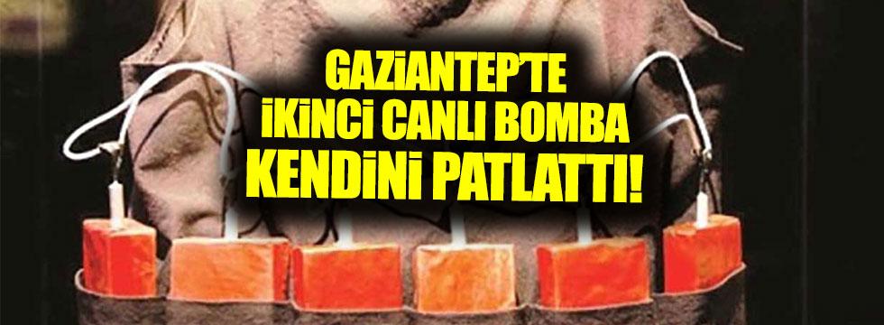 Gaziantep'te bir IŞİD militanı daha kendini patlattı