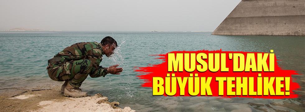 Musul'daki büyük tehlike