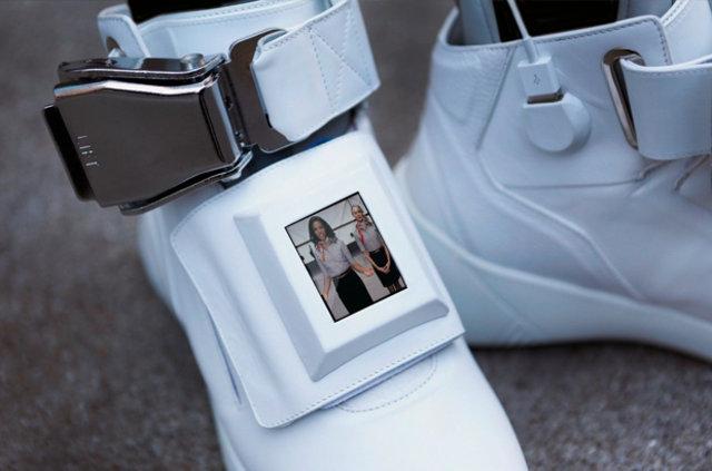 Geleceğin ayakkabısı 'First Class Shoe'