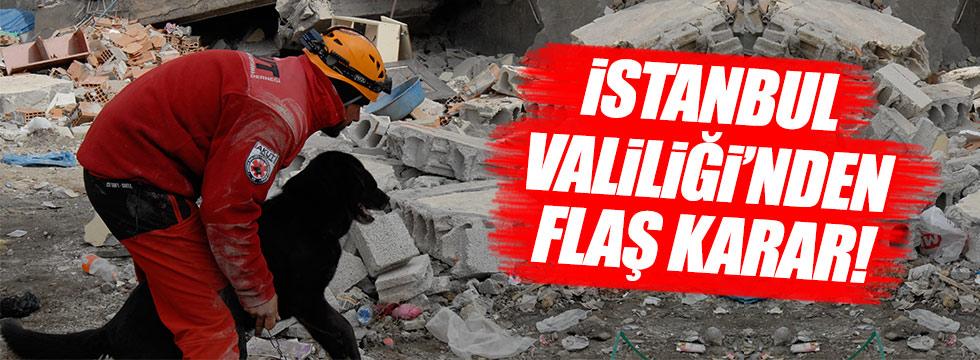 İstanbul Valiliği'nden flaş 'AKUT' hamlesi