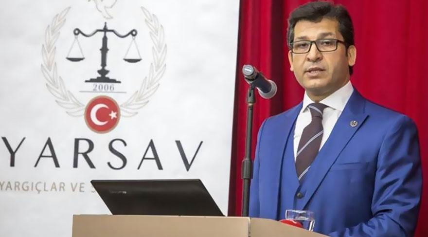 Eski YARSAV Başkanı'na gözaltı