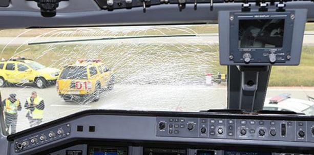 Fenerbahçe uçağı acil iniş yaptı!