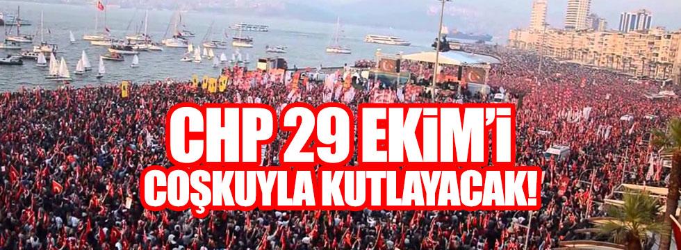 CHP: 29 Ekim'de Anıtkabir'deyiz