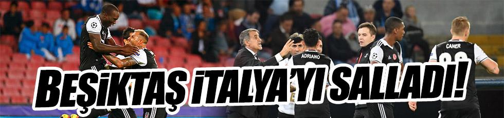 Beşiktaş'ın zaferi İtalyan basınında