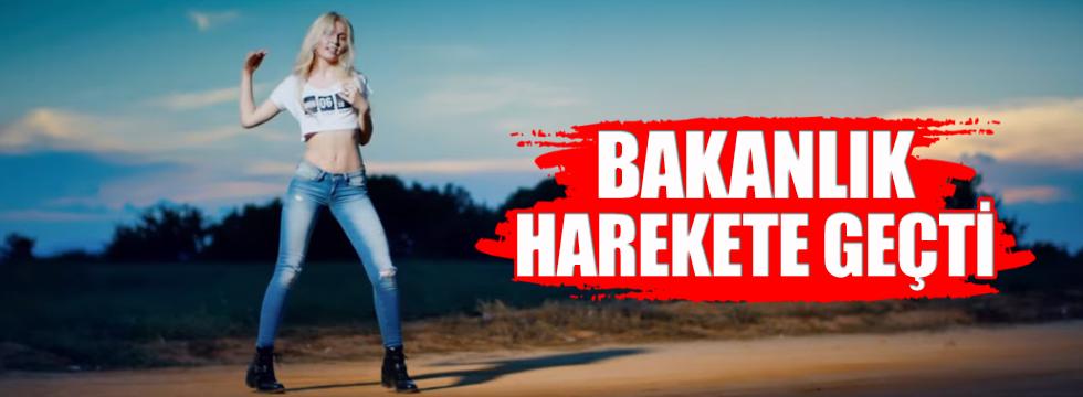 Aile Bakanlığı, Aleyna Tilki'nin barlarda sahne alması sebebiyle ailesini uyardı!
