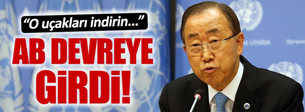 BM'den Suriye'ye uyarı