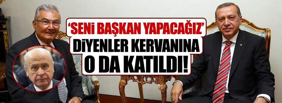 Deniz Baykal'dan Başkanlık sistemine destek
