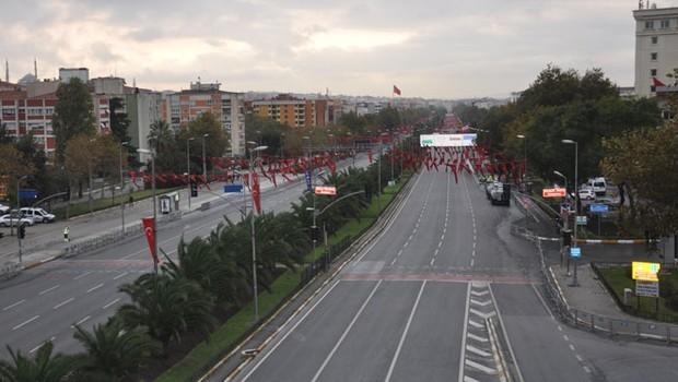 İstanbullular dikkat! Yarın bu yollar kapalı