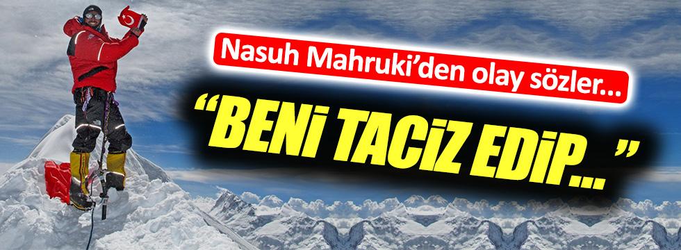 Nasuh Mahruki'den hükümete mesaj