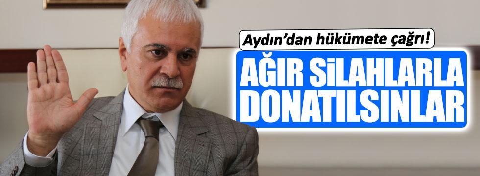 Koray Aydın'dan hükümete Türkmen çağrısı