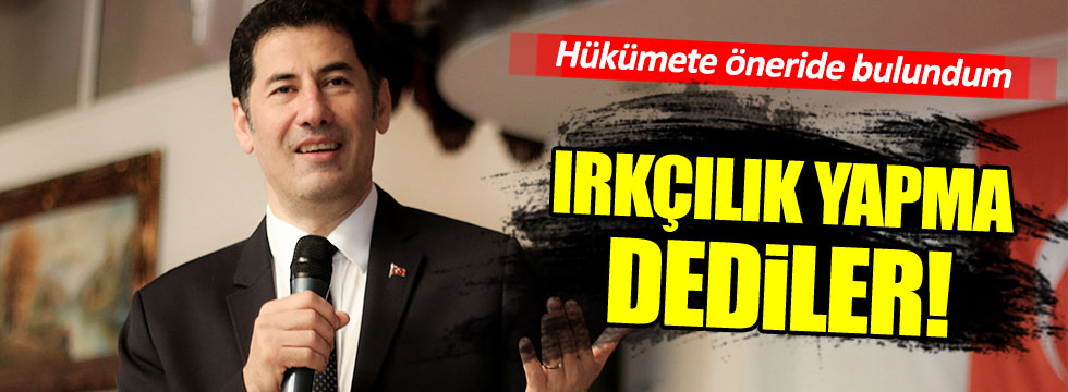 Sinan Oğan'dan tokat gibi 'Türkmen' açıklaması