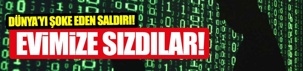 Siber saldırı Dünya'yı şoke etti
