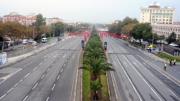 Vatan Caddesi trafiğe kapatıldı!