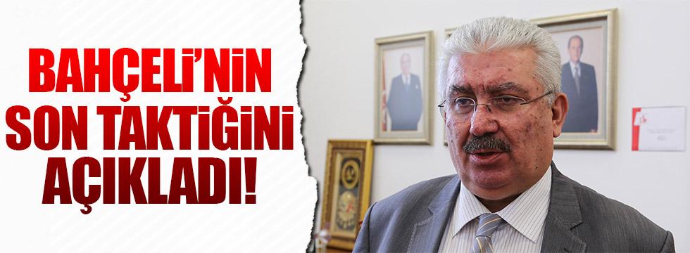 MHP'nin başkanlık tavrı kafakarıştırdı