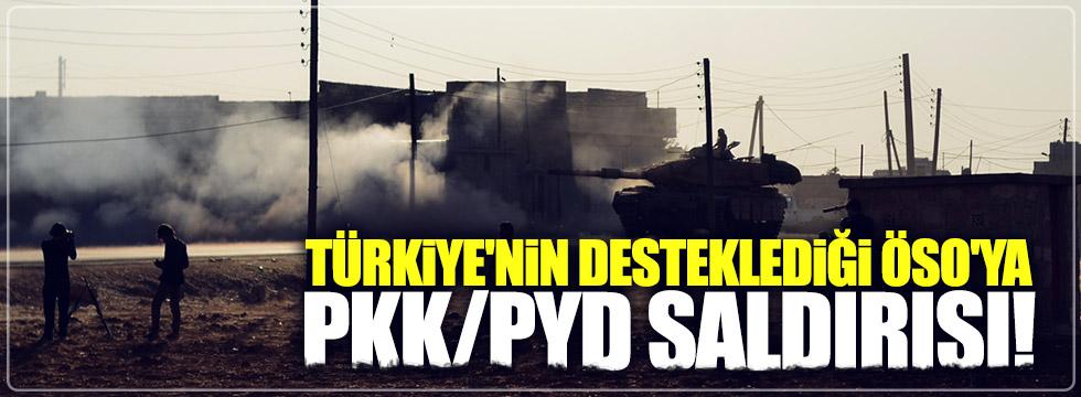 PKK/PYD, ÖSO'yu vuruyor