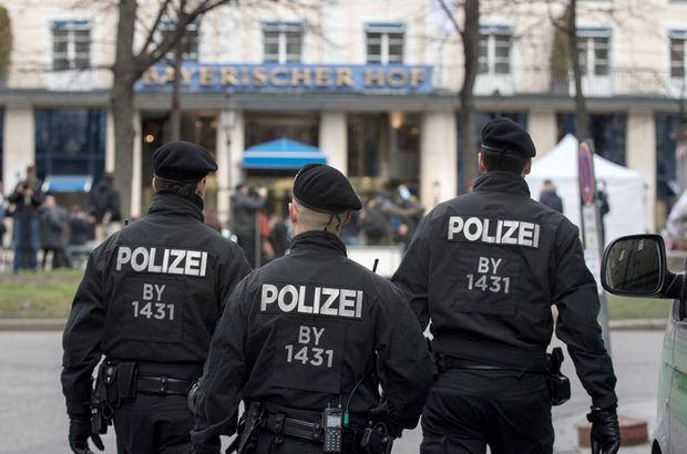 Alman polisinden Türk düşmanlığı