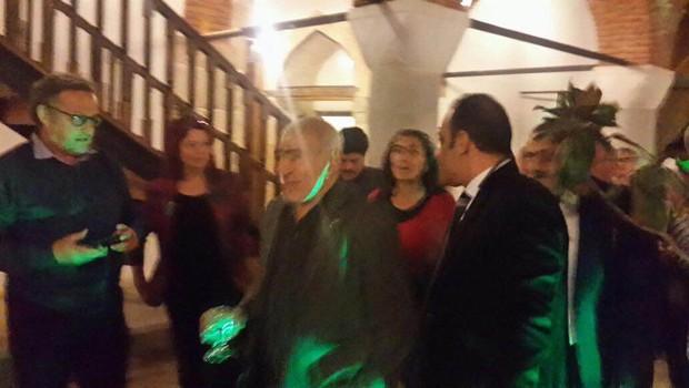 İlyas Salman gözaltına alındı