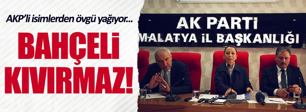 AKP'li Çalık: Bahçeli destek verecek