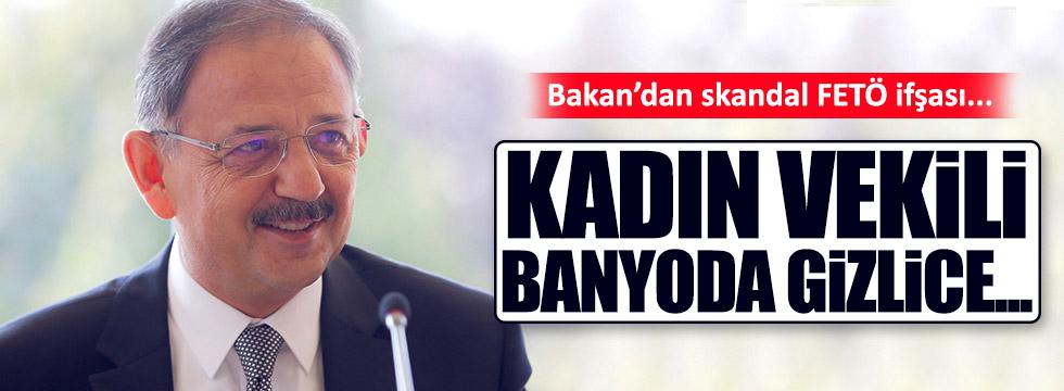 Özhaseki'den skandal 'FETÖ' ifşası