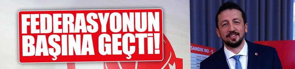 TBF'nin yeni başkanı Hidayet Türkoğlu oldu
