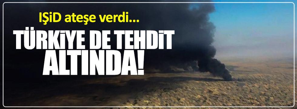 Zehirli gaz Türkiye'ye mi geliyor?