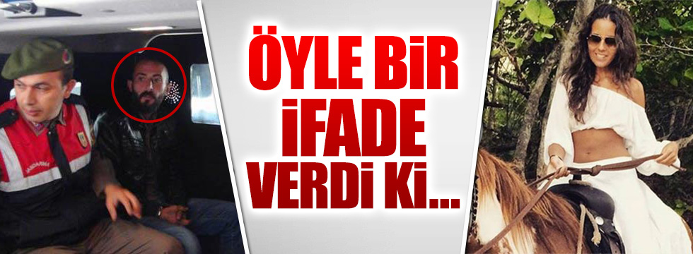 İsviçreli Fulya Özdemir'in katilinden kan donduran ifade