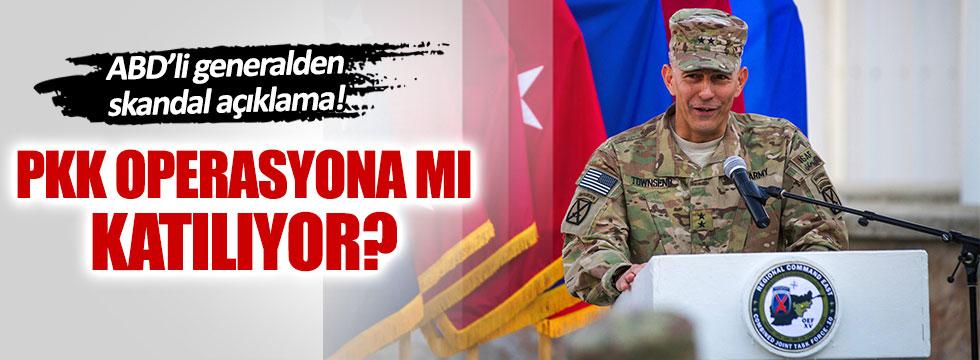 ABD: Operasyonuna Kürtlerin katılımı konusunu Türkiye'yle görüşüyoruz