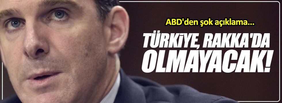 Türkiye'ye Musul'dan sonra Rakka şoku