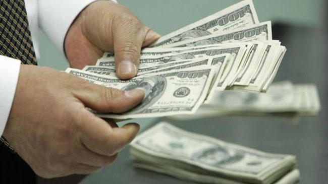 Dolar yeniden 3.10 TL'nin üzerine çıktı!
