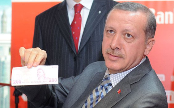 Erdoğan'ın maaşı ne kadar oldu?