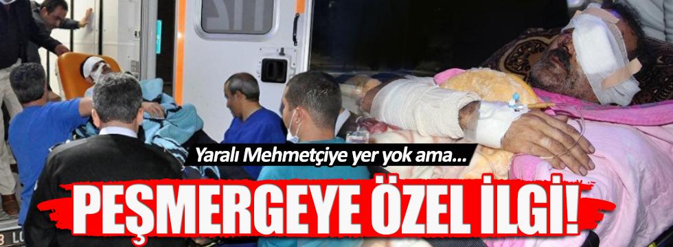 Peşmerge'ye Türkiye'de özel ilgi!