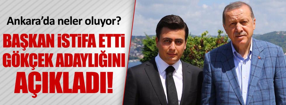 Osman Gökçek ATO başkanlığına aday