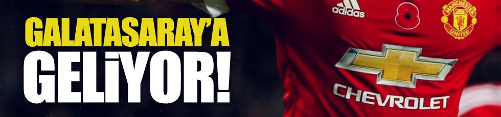 Galatasaray, Manchester United'lı futbolcunun peşinde