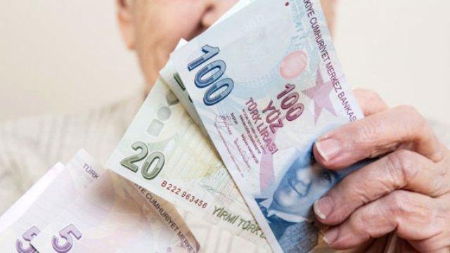 İşte zamlı emekli maaşları!