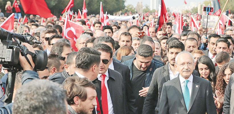 """Kılıçdaroğlu: """"İlk bedeli ben öderim"""""""