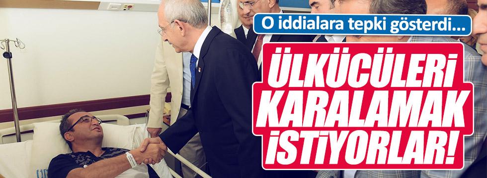"""Kılıçdaroğlu:""""Ülkücüler en az benim kadar vatanseverdir"""""""