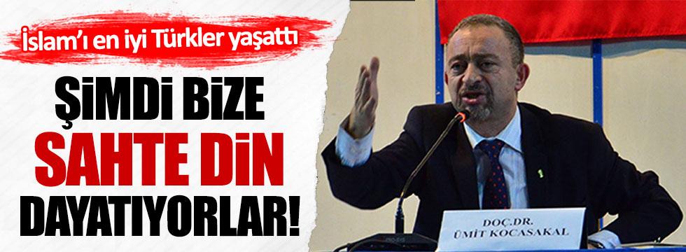 Eski Baro Başkanı: İslam'ı en iyi Türkler yaşattığı için şu an sahte din dayatıyorlar