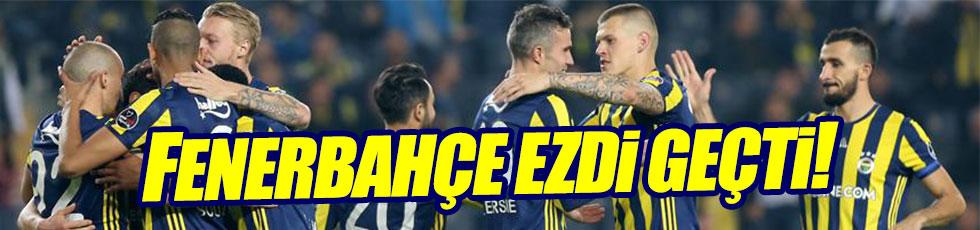Fenerbahçe Robin van Persie ile uçtu